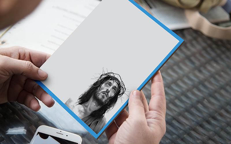 Caratula para cuadernos de Educación Religiosa