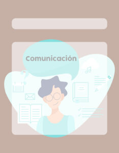 Caratulas para Comunicación Diversos Diseños Secundaria Colegio