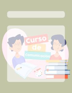 Caratulas para Comunicación Diversos Diseños Secundaria Jóvenes