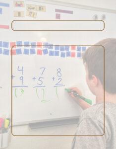 Caratulas para Matemáticas Nivel Primaria 1