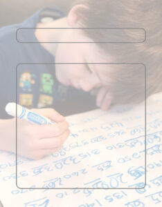 Caratulas para Matemáticas Nivel Primaria 3