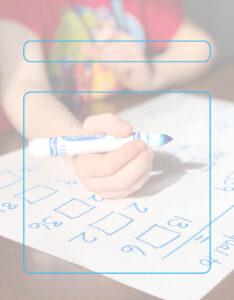 Caratulas para Matemáticas Nivel Primaria 4