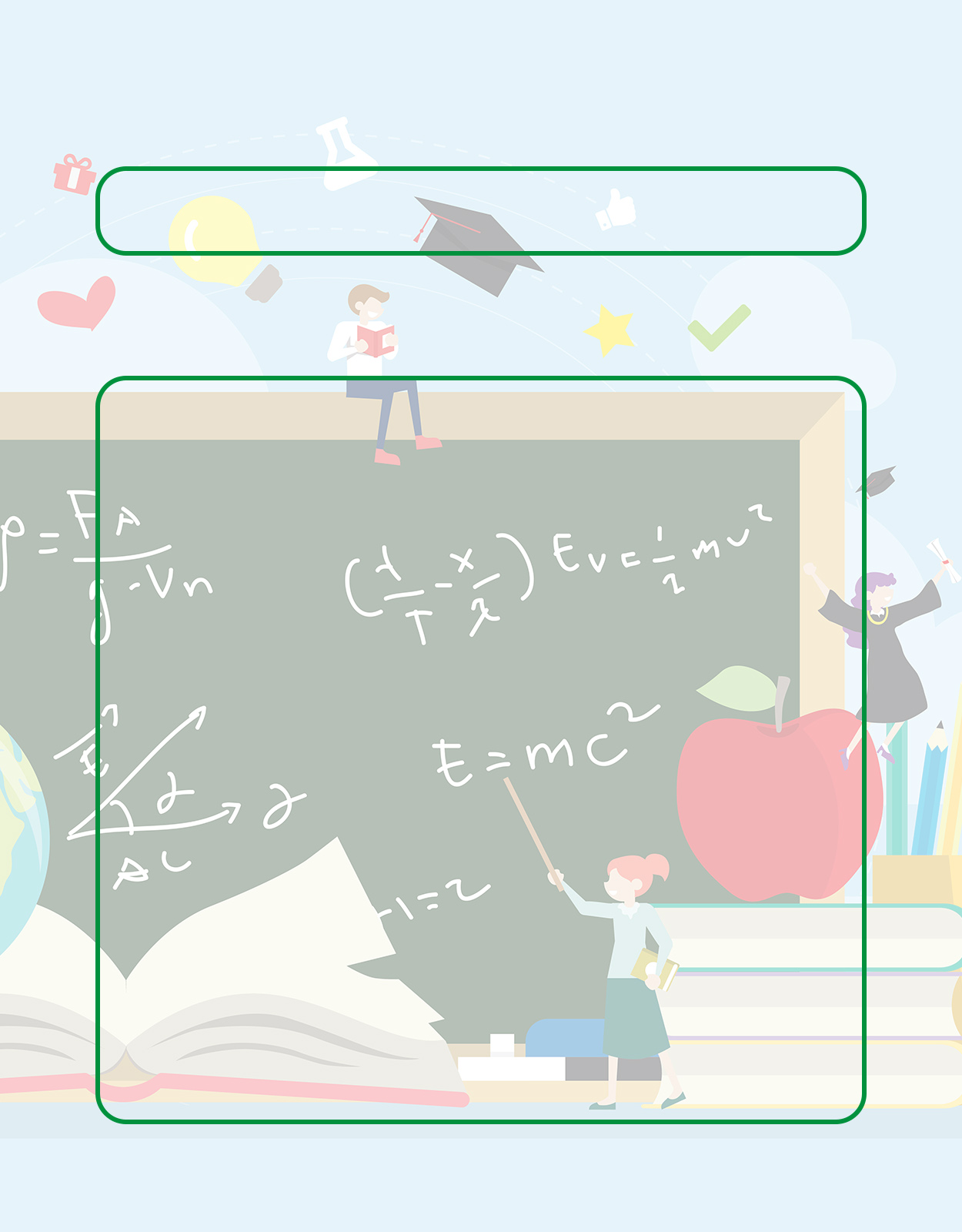 Caratulas para Matemáticas Nivel Secundaria 1