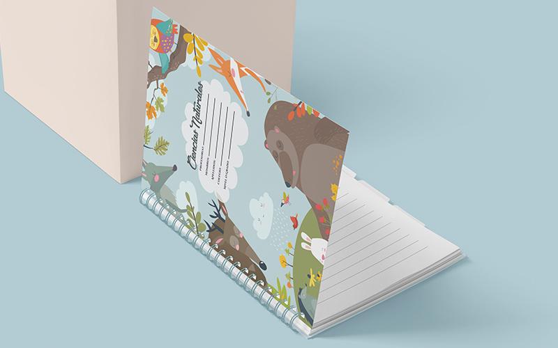 Destacado Caratulas para cuadernos de Ciencias Naturales para Niños