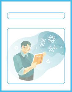 Diseños de Caratulas para Ciencia y Tecnología Profesor de Ciencias
