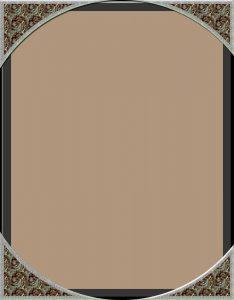 Marcos Decorativos para Hojas estilo Edad Media