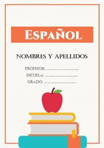 Miniatura Portada de Español N° 8