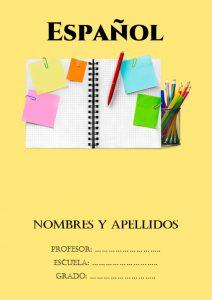 Miniatura Portada de Español N° 9