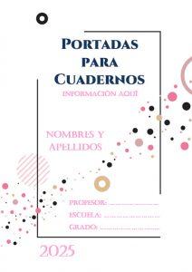 Portadas para Cuadernos N° 12