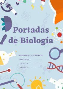 Portadas de Biología N° 14
