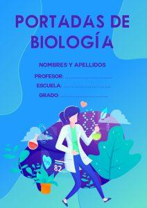 Portadas de Biología N° 15