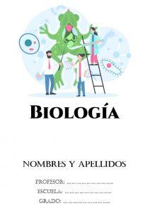 Portadas de Biología N° 4