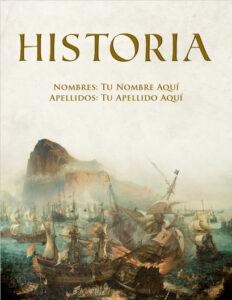 Portadas de Historia de Gibraltar y su relación con España