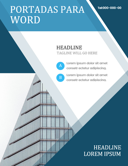 portadas en word profesionales de forex
