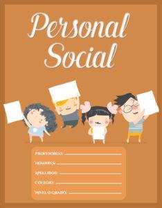caratula del curso de personal social