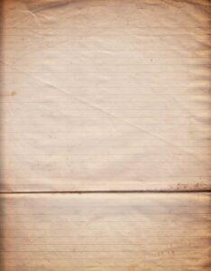 como hacer caratulas para cuadernos ejemplo de papel y café