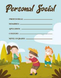 imágenes de caratula de personal social nivel primaria