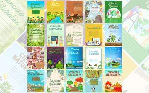 las mejores caratulas de ciencias naturales para cuadernos