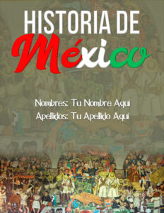 portadas de historia de México para estudiantes
