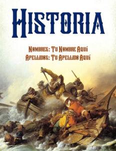 portadas de historia Galeras de Guerra España
