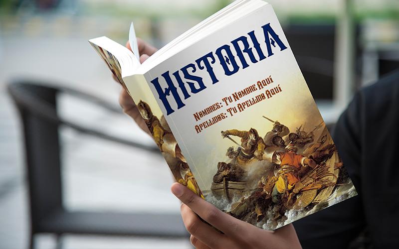 portadas de historia para trabajos de escuela en cuadernos