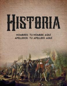 portadas de historia sobre el descubrimiento de América