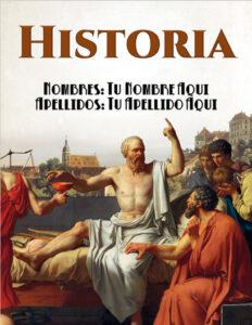 portadas de historia sobre la filosofía en tiempos antiguos