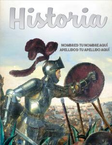 portadas de historia sobre las grandes batallas de España