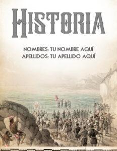 portadas para historia del Imperio Español en Oceanía